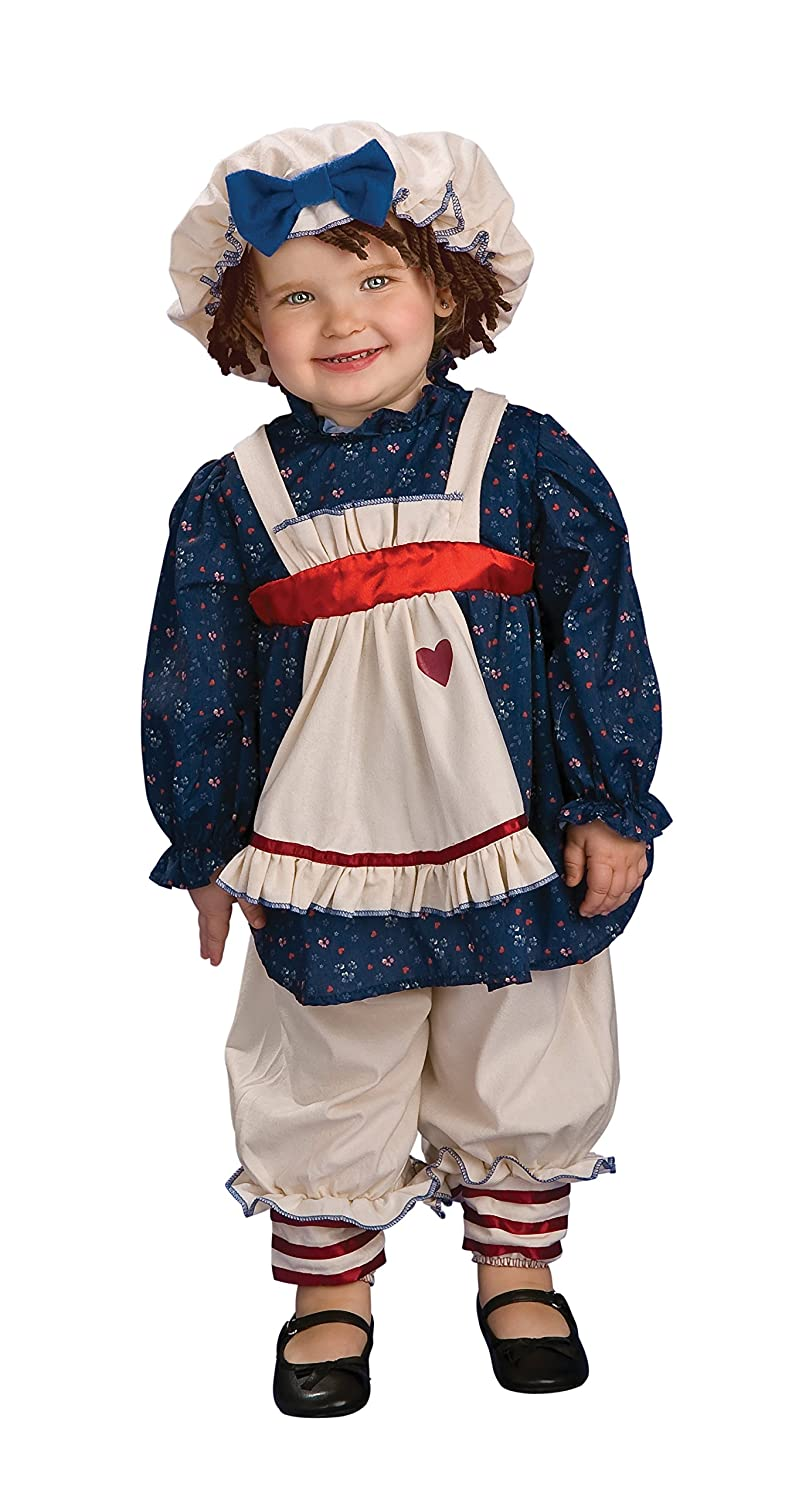 Rubie's Costume Yarn Babies Ragamuffin Dolly Costume