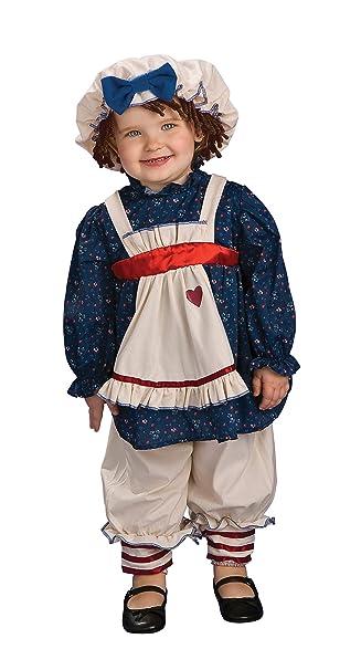 a1e909c02dfd Amazon.com  Rubie s Costume Yarn Babies Ragamuffin Dolly Costume ...