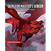 Dungeons & Dragons D&D Dungeon Master's Screen Reincarnated