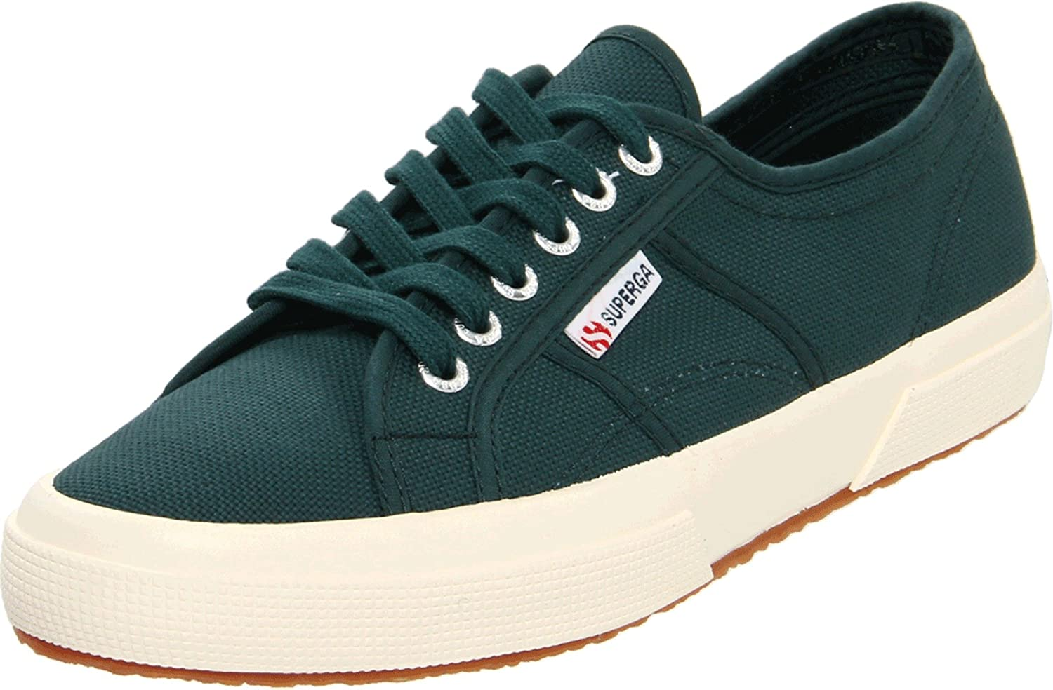 Superga 2750 Cotu Classic 2 B005VGBJGW 40  EU (7.5 M US Men's,9 M US Women's)|Green Pine