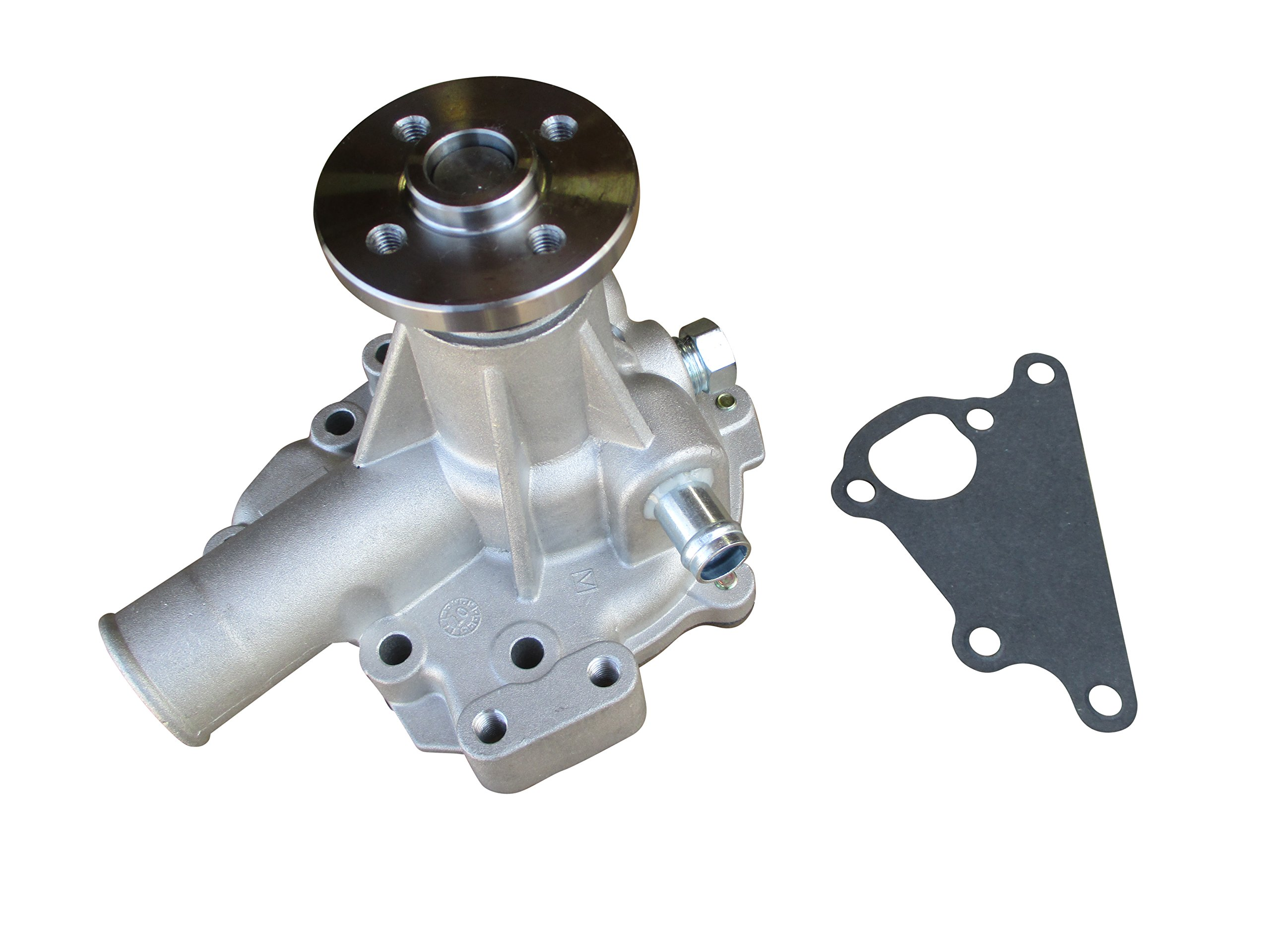 Hamiltonbobs Premium Quality Water Pump w/Gasket Case Ford New Holland... by HamiltonBobs