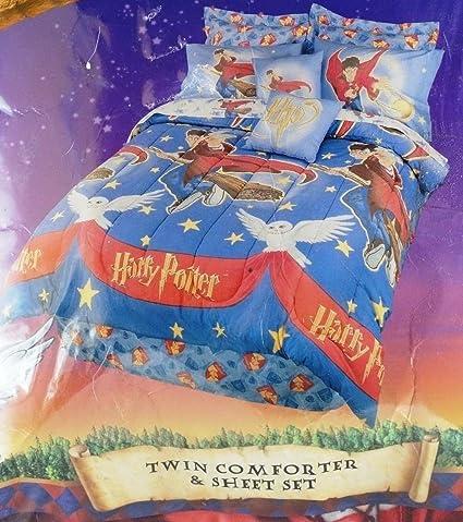 Amazon Com Springs Home Harry Potter Enchanted Flight 4 Pc