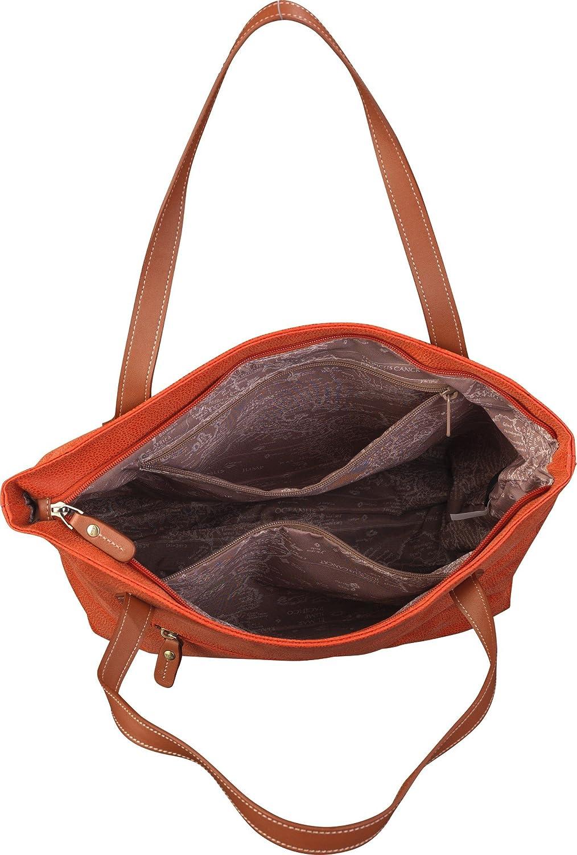 SKIP Tasche Tasche SKIP Paris Uppsala, 38 cm, 15 L, Rot 53af25
