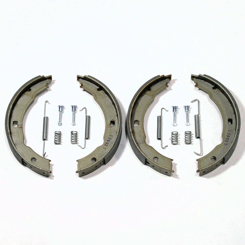 Citroen C Crosser Bremsen Bremsscheiben Bremsbeläge für vorne hinten komplett