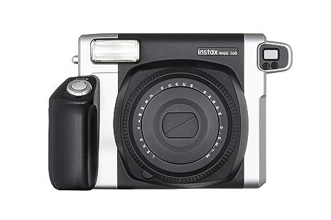 57e0651bbb5f9d Fujifilm Instax Wide 300 Appareil Photo Argentique Instantané Noir   Amazon.fr  Photo   Caméscopes