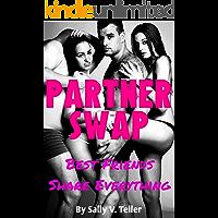 Partner Swap - Best Friends Share Everything: Best friends night of Strip Poker...Every hands a Winner!