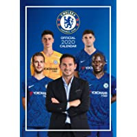 Chelsea FC 2020 Calendar - Official A3 Wall Format Calendar