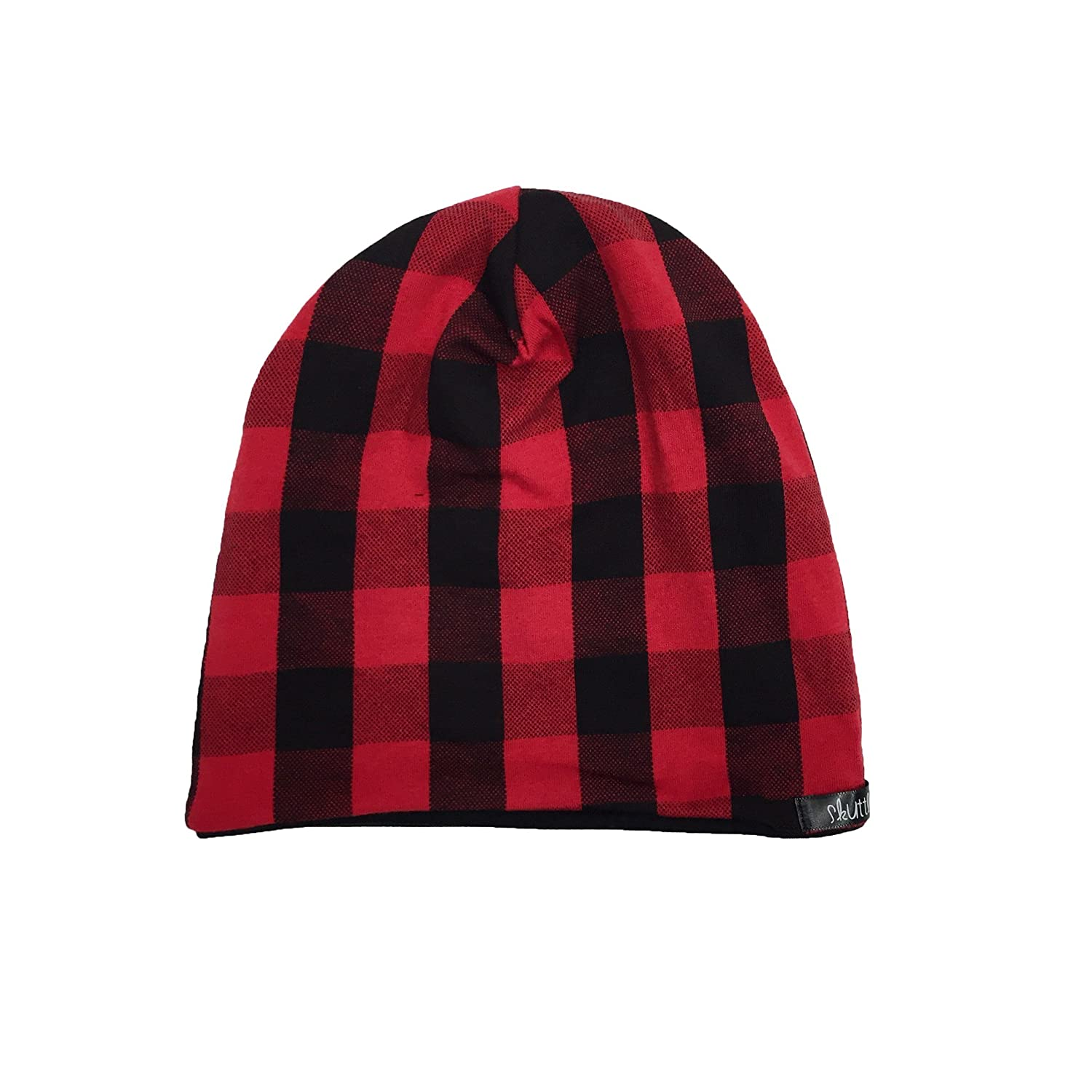 Reversible Slouchy or Fitted Baby & Toddler Beanie - Newborn - 5T