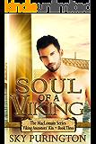 Soul of a Viking (The MacLomain Series: Viking Ancestors' Kin Book 3)