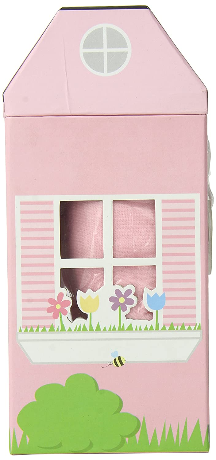 3-Piece Pink Baby Aspen Welcome Home Baby Layette Gift Set 0-6 Months