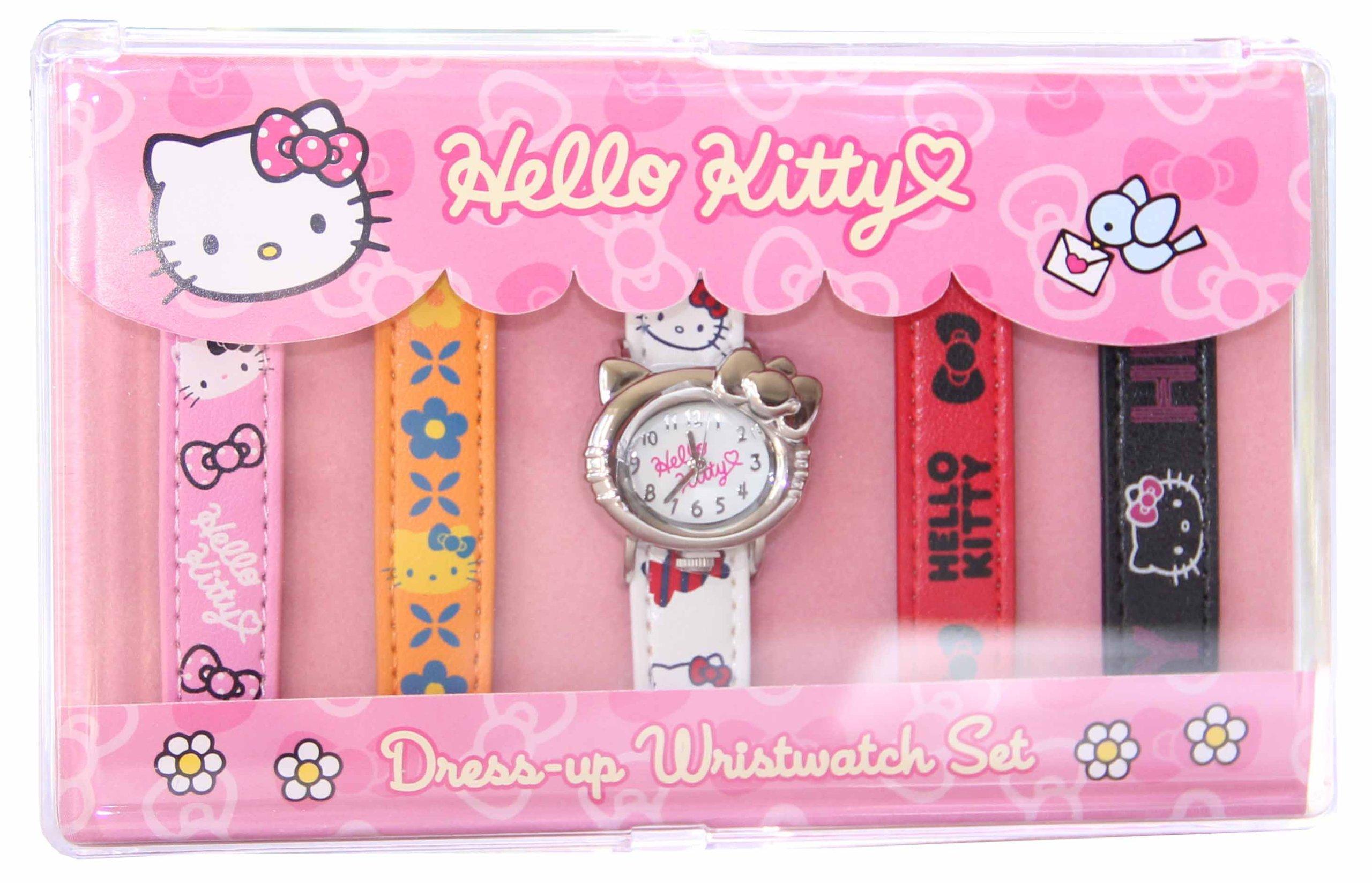 Hello Kitty Dress-Up Wristwatch Set