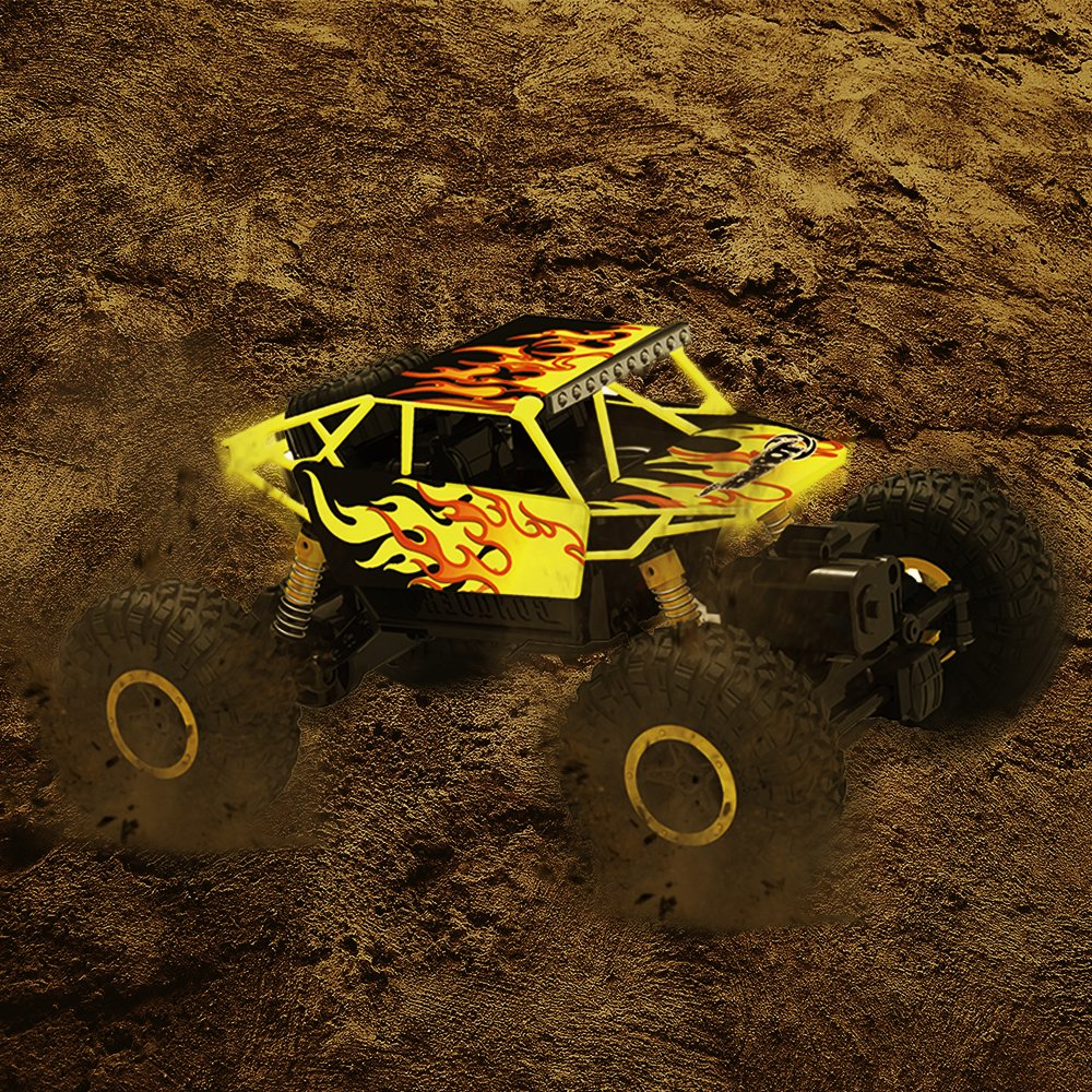 Top Race Juguetes Color Amarillo (TR-130-TR-130Y-TR-150: Amazon.es: Juguetes y juegos