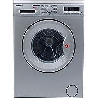 Hoover 7 Kg 1000 RPM Front Load Washing Machine, Silver - HWM-1007-S, 1 Year Manufacturer Warranty