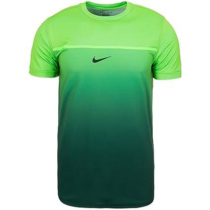 251b5aefd923 Amazon.com   Nike Rafa Challenger Crew - Green Strike Black   Everything  Else