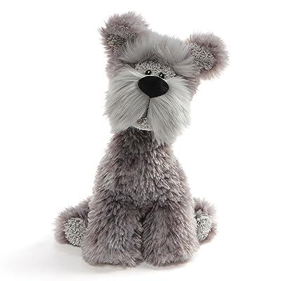 """GUND Bentley Wire Hair Terrier Dog 11.5"""" Plush: Toys & Games"""