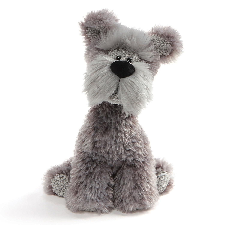 Amazon.com: Gund Bentley Wire Hair Terrier Dog 11.5\