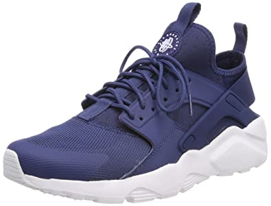 low priced 69513 1b9c4 Nike Men s s Air Huarache Run Ultra Training Shoes, Blue (Navy White 409)