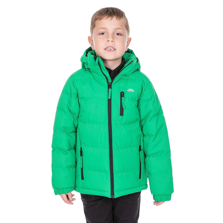 51ac3efd2 Trespass Boys' Tuff Warm Padded Windproof Jacket