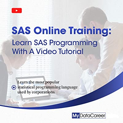 SAS Online Training: Learn SAS Programming With A Video Tutorial [Online Code]