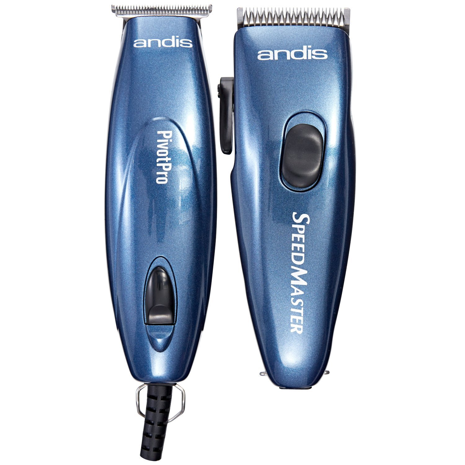Andis LIGHTWEIGHT Men's Hair Clippers and Hair T-BLADE Trimmer Combo Set