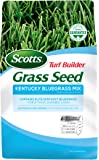Scotts Turf Builder Grass Seed Kentucky Bluegrass Mix - 7 lb., Use in Full Sun, Light Shade, Fine Bladed Texture, and…