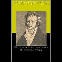 Mémoires sur l'électromagnétisme et l'électrodynamique (French Edition)
