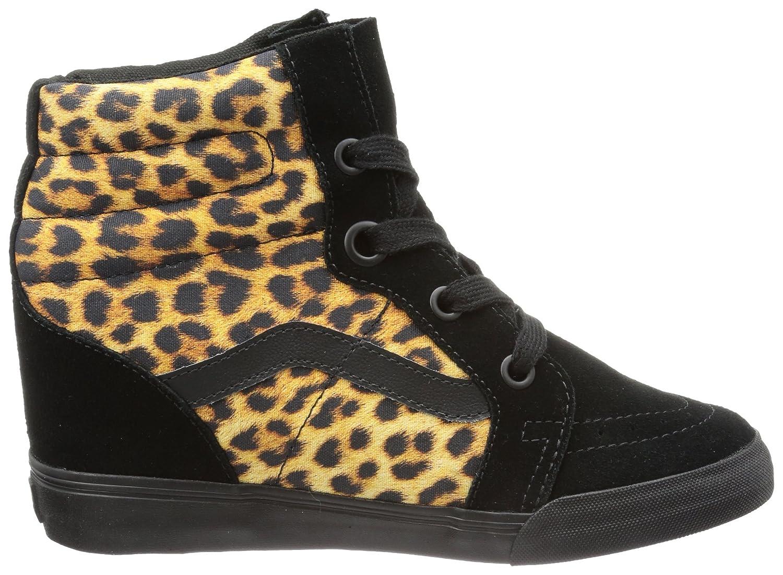 vans sk8 leopard