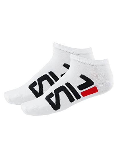 taille 40 16bf8 02798 FILA Homme Sous vêtements & Maillots / Chaussettes 2-Pack Invisible