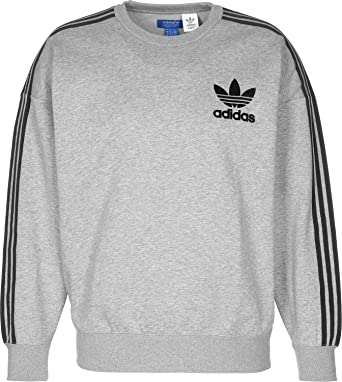 orar Miniatura Torneado  ADIDAS ORIGINALS ADC FASH CREW B10716-: Amazon.co.uk: Clothing