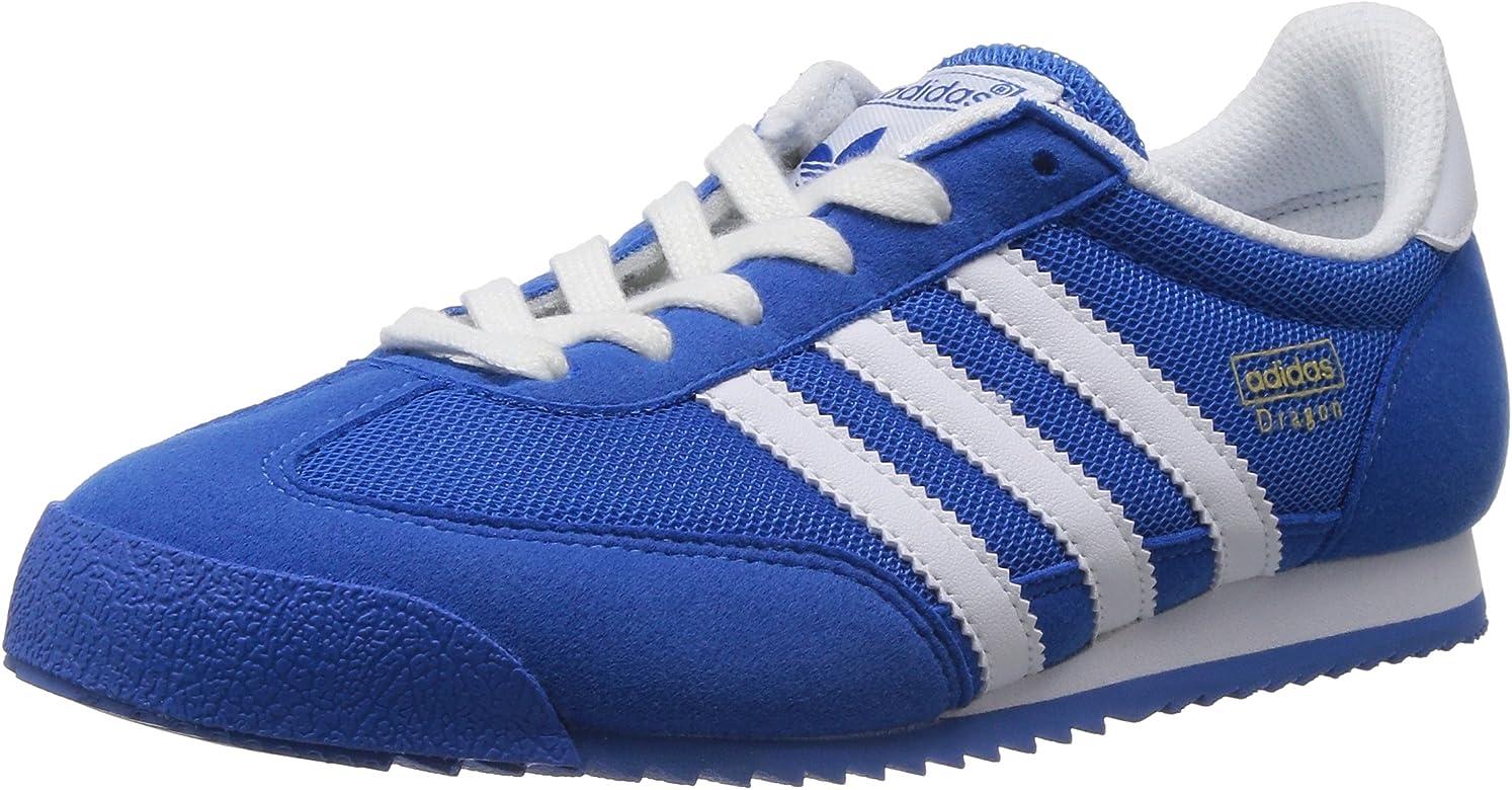 Adidas Dragon J, Zapatillas Hombre, Azul, 36 2/3 EU: Amazon.es ...
