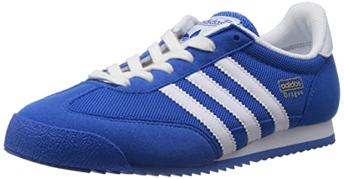0bb922c364511 Adidas - Zapatillas Dragon J - Azul  Amazon.es  Zapatos y complementos