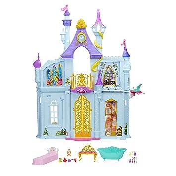 9b8f27a47 Amazon.es: Disney - Kit Castillo Mágico de Las Princesas (Hasbro B8311EU4):  Juguetes y juegos