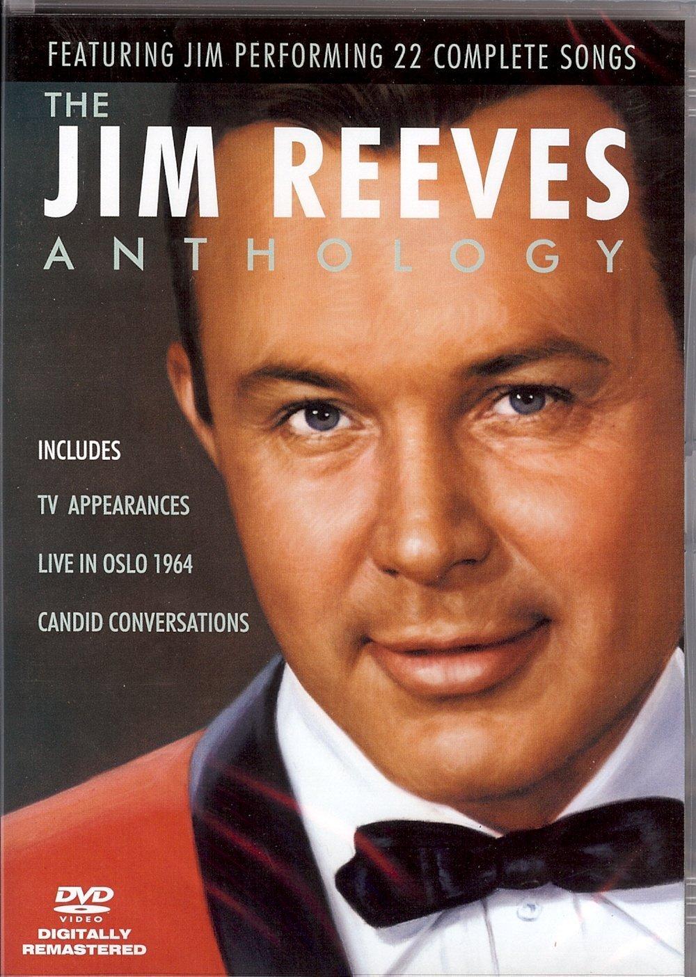 The Jim Reeves Anthology [DVD]: Amazon.co.uk: Jim Reeves: DVD ...