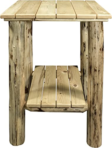 Montana Woodworks Montana Collection Exterior End Table