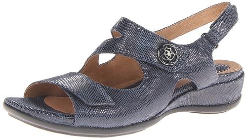 075dcd17db2a Clarks Women s Tiffani Aldora Wedge Sandal  Buy Online at Low Prices ...