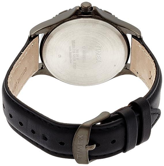 f9c239f560cd Amazon.com  GENUINE TIMEX Watch CLASSIC Male Analog - T2P392  Watches