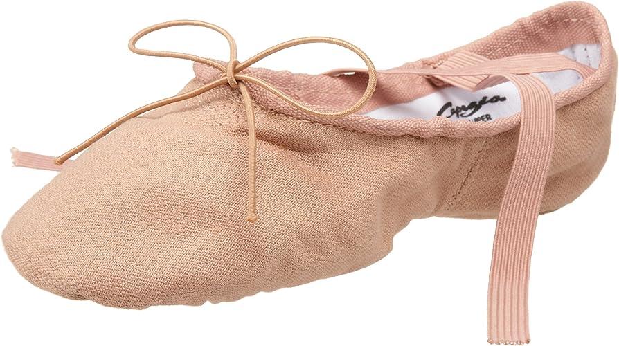 Capezio 2030 Canvas Cobra Ballet Shoes