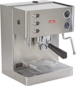 Lelit Elizabeth PL92T Dualboiler Espressomaschinen mit Siebträger