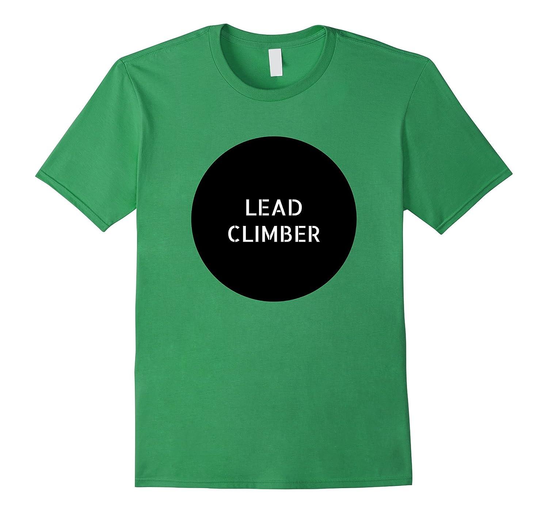 T-shirt for rock climbers (rock climbing t-shirt)-Teevkd
