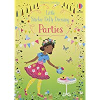 Little Sticker Dolly Dressing: Parties