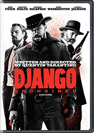 Django Unchained 2012 Amazon Co Uk Dvd Blu Ray