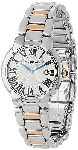 Raymond Weil Women s 5229-S5-00659 Classy Analog Watch