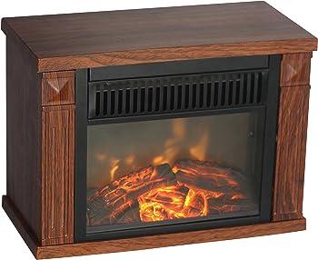 Comfort Glow EMF160 Mini Hearth Electric Fireplace