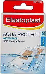 Elastoplast  - Aqua Protect Waterproof Plasters (40)