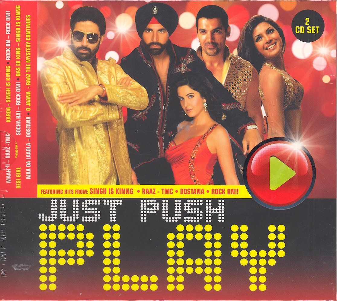 Buy Just Push Play Hindi Songs Bollywood Songs Indian Music Foreign Music Remix Compilation Online At Low Prices In India Amazon Music Store Amazon In The place to discuss bollywood music along with the indian music scene in general. buy just push play hindi songs