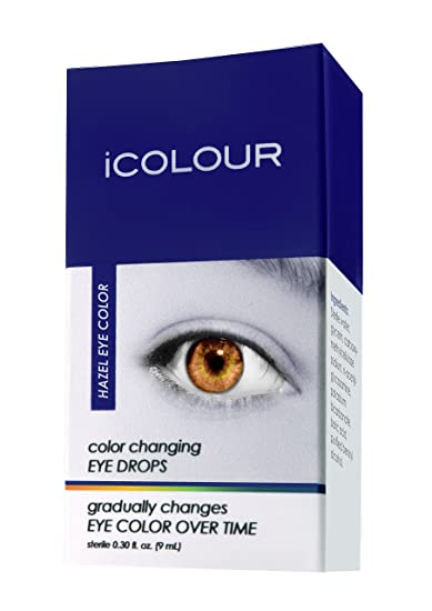 36923e08bb6 Amazon.com  iCOLOUR Color Changing Eye Drops - Change Your Eye Color ...