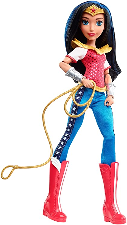 cd7ad82ac77 Image Unavailable. Image not available for. Color  DC Super Hero Girls  Wonder Woman ...