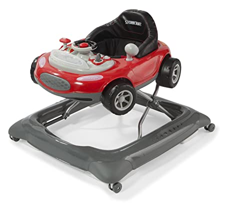 Cigüeña Craft mini-speedster actividad Walker rosso: Amazon.es: Bebé