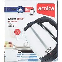Arnica Kayzer 36090 İnoks Çelik Su Isıtıcı