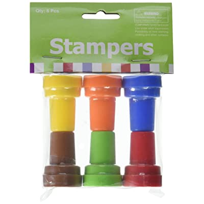 Owl Stampers Set (24 pack): Arts, Crafts & Sewing